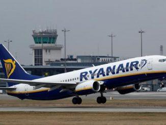 Ryanair solicita hacer pruebas Covid antes de llegar al aeropuerto