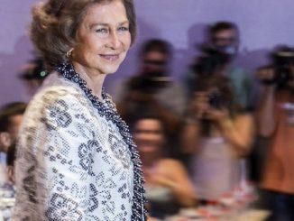 Reina Sofía, una vida «paralela» en Londres
