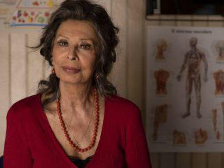 Sophia Loren regresa a las pantallas con 'La vida por delante'