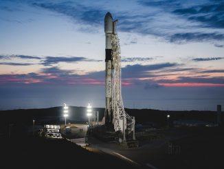 Spacex y la NASA se unen para enviar cuatro astronautas a la EEI