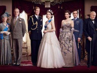 El príncipe Guillermo se enfada con la serie The Crown