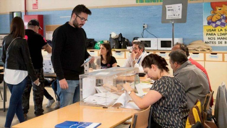 Votaciones electorales