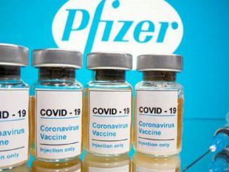 EE. UU avanza hacia la aprobación de la vacuna de Pfizer