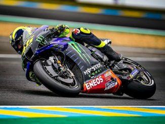 Valentino Rossi supera el coronavirus y vuelve a la pista