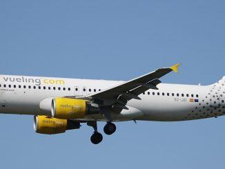 Vueling permite ceder el vuelo a una tercera persona