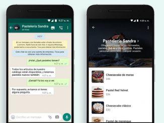 WhatsApp presenta un nuevo botón de compra