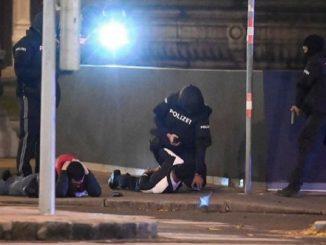 El yihadista del atentado en Viena fue liberado el diciembre pasado