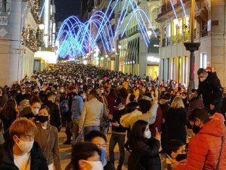 Sanidad pide prudencia ante las aglomeraciones de este fin de semana