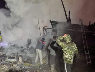 Al menos 11 muertos deja incendio en residencia de ancianos en Rusia