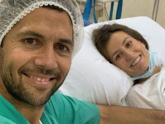 Mateo: el nuevo miembro de la familia de Ana Boyer y Fernando Verdasco