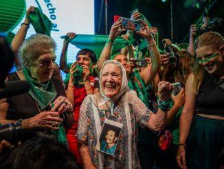 Argentina aprueba la histórica ley que legaliza el aborto