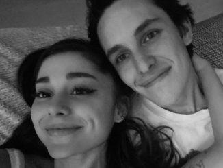 El compromiso de Ariana Grande y Dalton Gomez