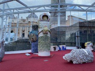 Polémica e indignación contra el Belén del Vaticano