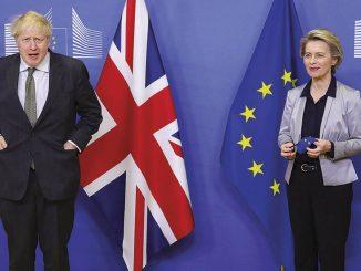 Reino Unido y la UE no logran un acuerdo sobre el Brexit