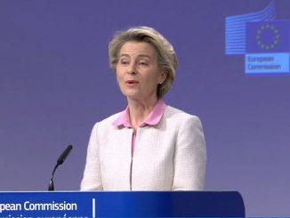 Unión Europea confirma llegada de vacunas a todos sus estados miembros