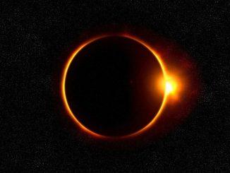 El eclipse solar que está ocurriendo en varios países de Latinoamérica
