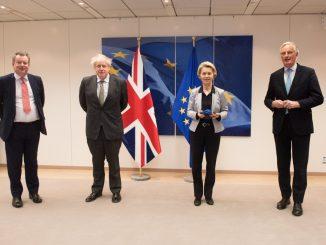 El tiempo se acaba para llegar a un acuerdo de Brexit