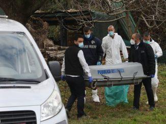 Hallan cuatro maletas en Florencia con restos humanos