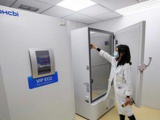 Los 'ultracongeladores' para la vacuna Pfizer llegan a las comunidades