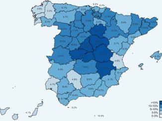 El 9.9% de los españoles se ha contagiado de Covid-19 en el 2020
