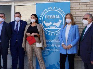 La millonaria donación al Banco de Alimentos de Georgina Rodríguez
