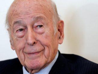 La UE se despide de Giscard d'Estaing, fallecido el 2 de diciembre