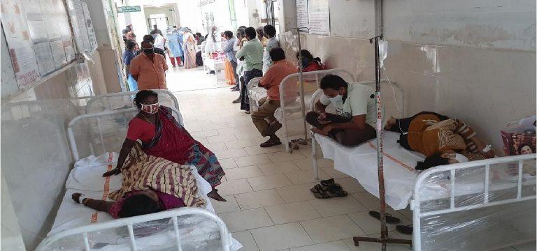 India enfermedad desconocida