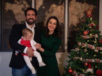 Inés Arrimadas confiesa que en el 2020 ha tenido su Navidad más triste