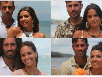 Las nuevas parejas de 'La isla de las tentaciones 3'