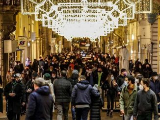 Italia: cuarentena para los que viajen en Navidad al extranjero