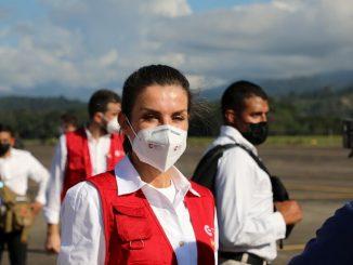 La reina Letizia viaja a Honduras para ofrecer ayuda humanitaria