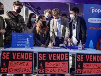 Madrid y Galicia aliadas en su lucha contra la «Ley Celaá»