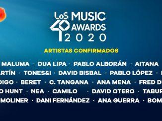 Los 40 Music Awards: ¿dónde y cuándo ver el evento en directo?