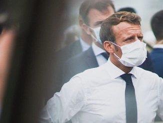Macron habla de su estado de salud tras dar positivo en coronavirus