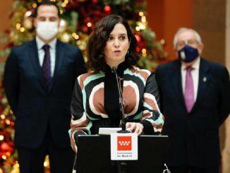 Madrid no cerrará en Navidad para no arruinar comercios y hostelería