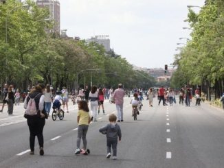 Madrid crea un modelo de salvoconducto durante Navidad