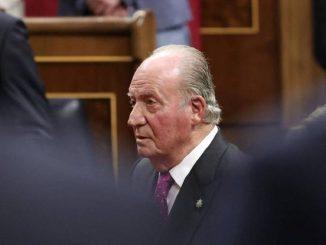 Moncloa se niega al regreso de Juan Carlos I a España