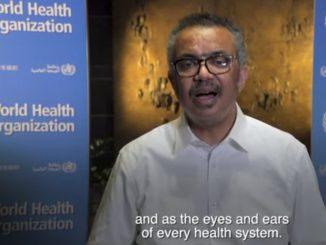 La OMS advierte que la pandemia del coronavirus no será la última