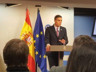 Bruselas advierte a Sánchez sobre la reforma del poder judicial