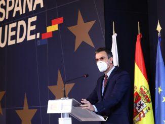 Sánchez pide confianza y está dispuesto a vacunarse públicamente