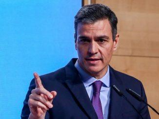 Pedro Sánchez: 'La violencia no cabe en una democracia plena'