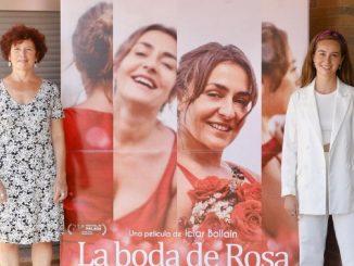 Premios Feroz-Boda de Rosa