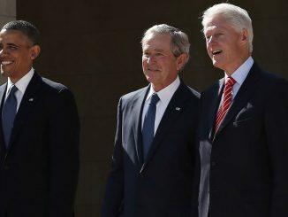 Obama, Bush y Clinton se vacunarán del Covid-19 en público