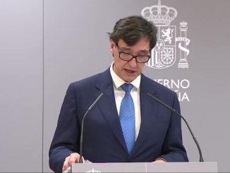 Illa avanza que vacunas llegarán a España antes del 10 de enero