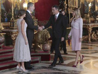 Sánchez revela una renovación en la transparencia de la monarquía