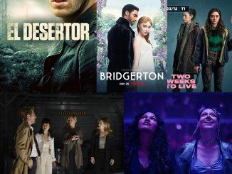 Las series que se estrenan en diciembre para despedir el 2020