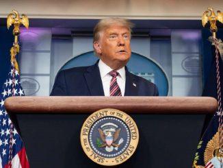 Trump podría presentarse a las elecciones de 2024