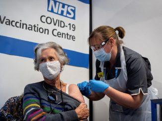 Reino Unido pide a los alérgicos que no se vacunen
