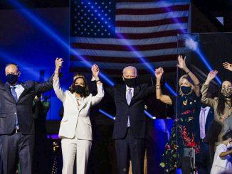 Victoria de Joe Biden confirmada por Colegio Electoral de EEUU