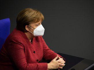 Alemania, prohibidas las mascarillas de tela en espacios públicos